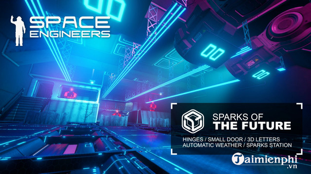 call dlc space engineers sparks of the future da co mat on xbox one