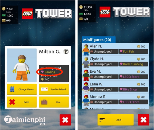 guide to playing lego tower for new people