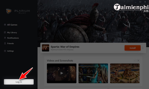 how to play sparta war of empires game