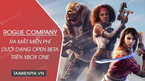 rogue company has released an open beta on xbox one