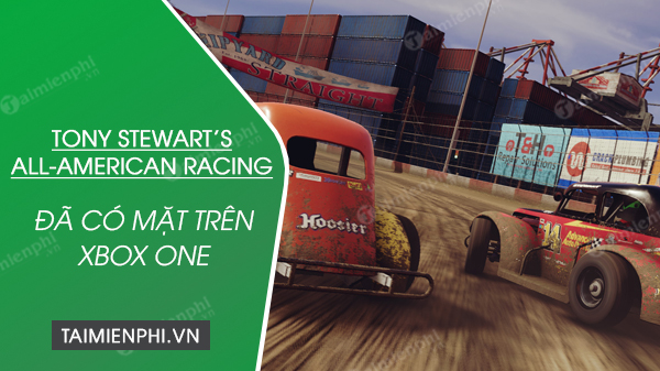 tony stewarts all american racing now on xbox one