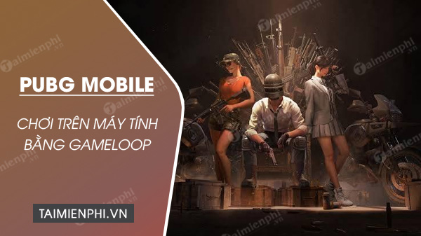 how to play pubg mobile on pc gameloop