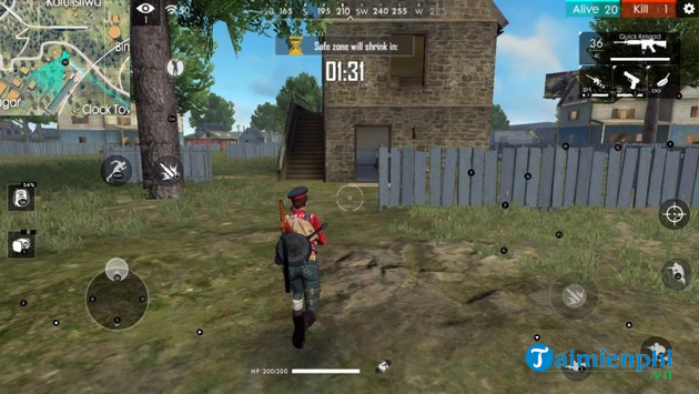 guide on how to move on your free fire best