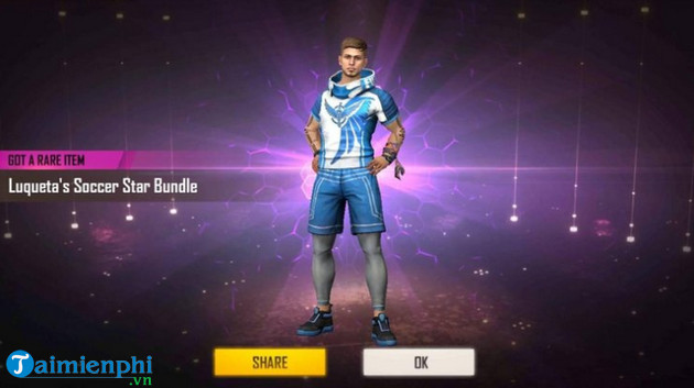 How to face new luqueta in free fire ob23 3
