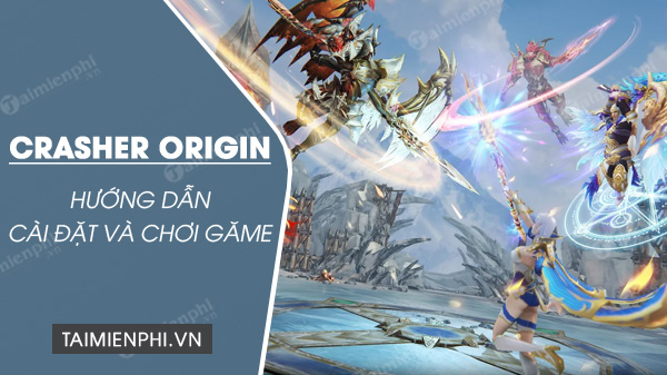 how to play game crasher origin