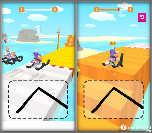 guide and play scribble rider 3 game