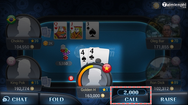 how to play big poker on iphone android 4