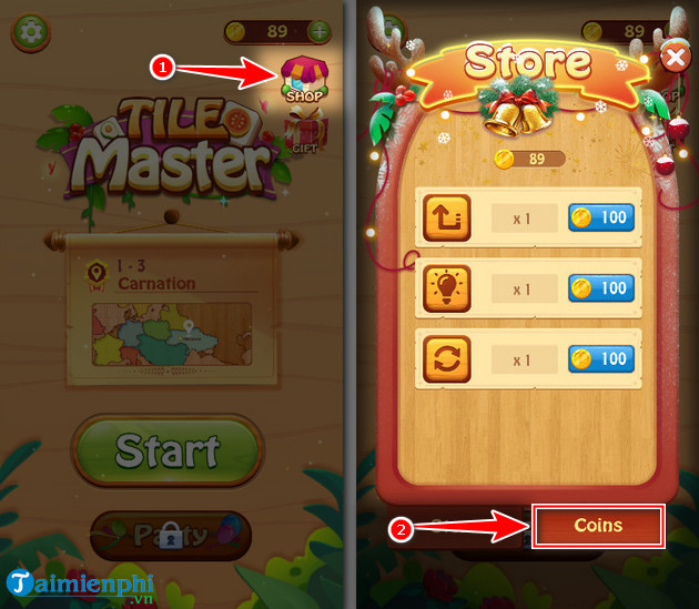 how to play game tile master 6