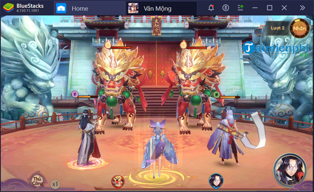 How to play and play the game on bluestacks 8