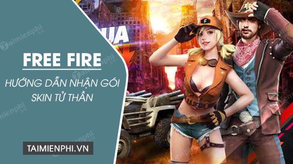 how to call skin tu Than in free fire game