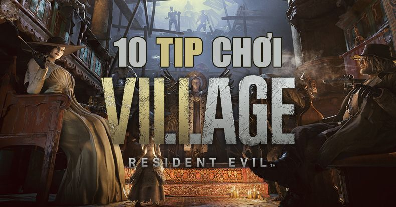 10 tips on how to play Resident Evil Village