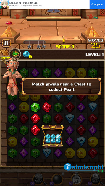 how to install data and play jewel ancient game 2 3