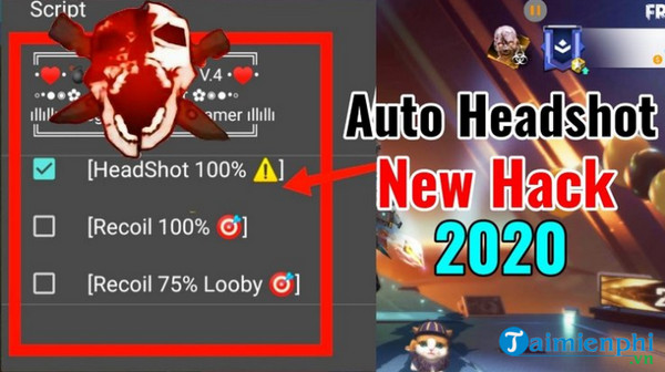 The most popular hacks and cheats in garena free fire are used by many users